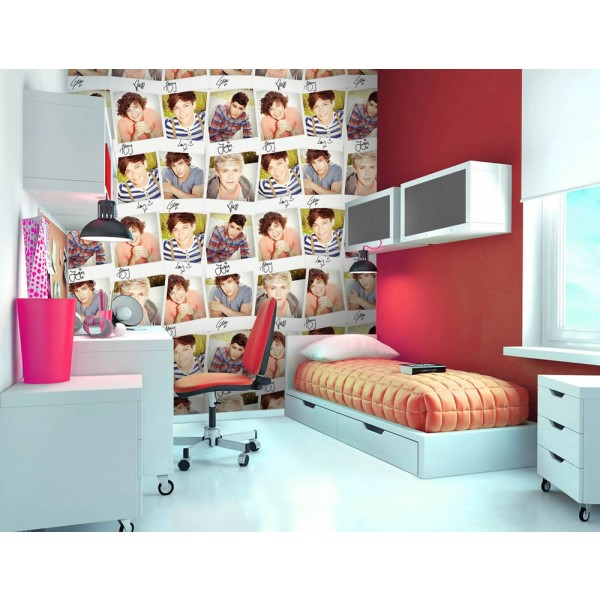 One Direction Wallpaper Bedroom