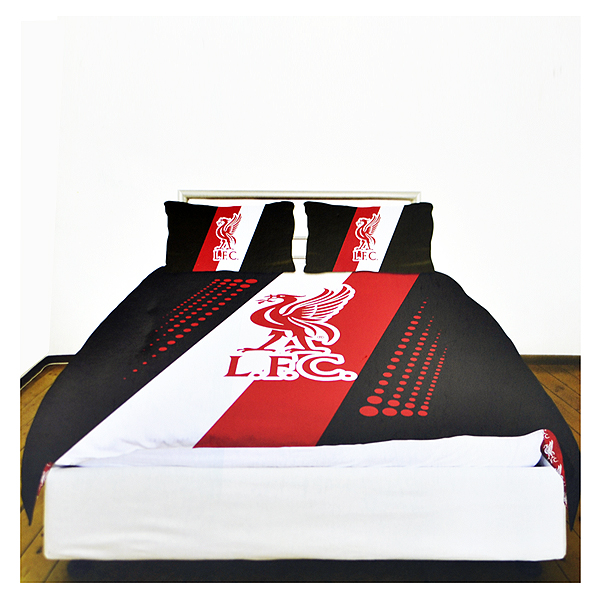 Liverpool Football Club Double Size Duvet Cover Bedding Set