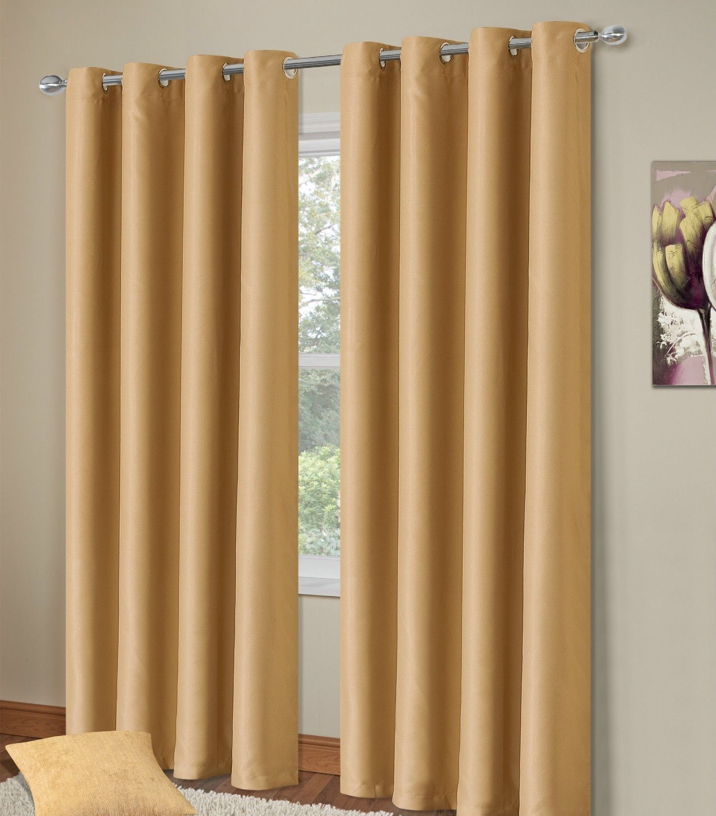 108 Inch Drop Thermal Curtains Grey 90 Quot Width X