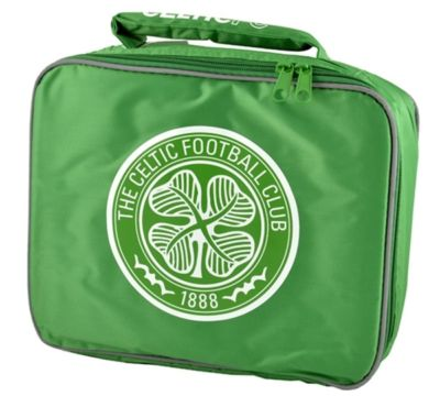 CELTIC FOOTBALL CLUB INSULATED SCHOOL LUNCH BAG BOX