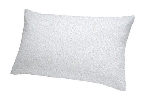 ONE PAIR OF WATERPROOF TERRY TOWEL PILLOW PROTECTORS